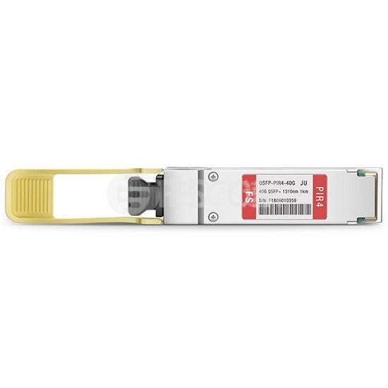 瞻博(Juniper)兼容JNP-QSFP-4X10GE-IR QSFP+光模块 1310nm 1km MTP/MPO DOM