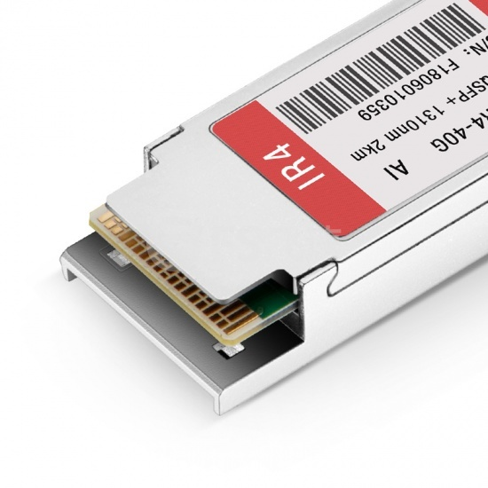 Arista Networks兼容QSFP-40G-LRL4 QSFP+光模块 1310nm 1km