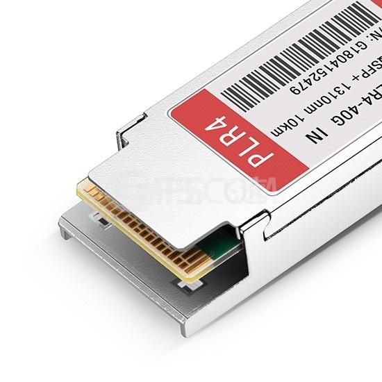 英特尔(Intel)兼容E40GQSFPLR QSFP+光模块 1310nm 10km MTP/MPO