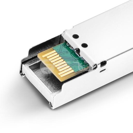 HW兼容 eSFP-FE-LH40-SM1310 SONET/SDH SFP百兆光模块 1310nm 40km