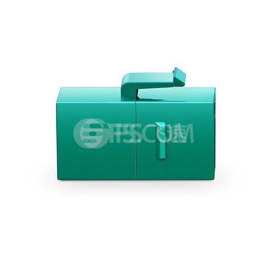 Cat6六类非屏蔽(UTP)网络直通模块 - 绿色