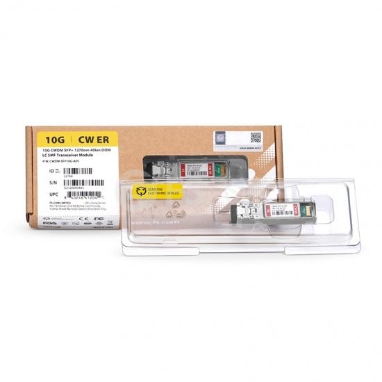 飞速(FS)  CWDM-SFP10G-40S CWDM SFP+万兆光模块 1390nm 40km