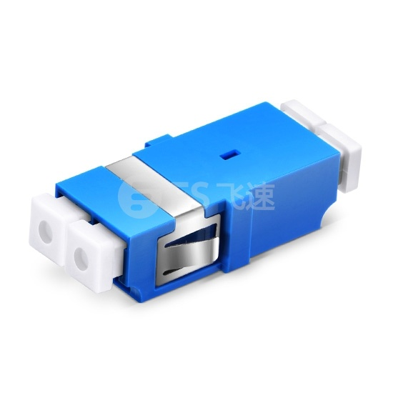 LC/UPC -LC/UPC 双工单模光纤适配器电信级