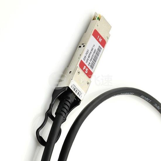 定制100G QSFP28 转 QSFP28 无源铜芯高速线缆