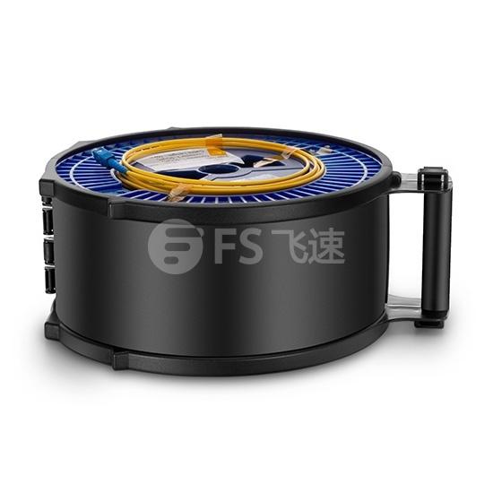 OTDR 测试延长线盒, 单模 10km SC/UPC–SC/UPC