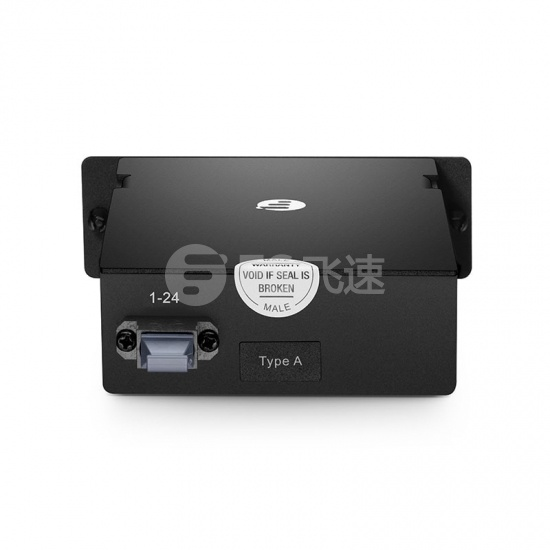 定制 FHD光纤配线盒, MTP®-LC/SC,OM3多模