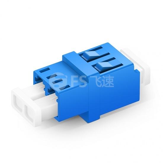 LC/UPC-LC/UPC 双工单模OS2 标准型光纤适配器