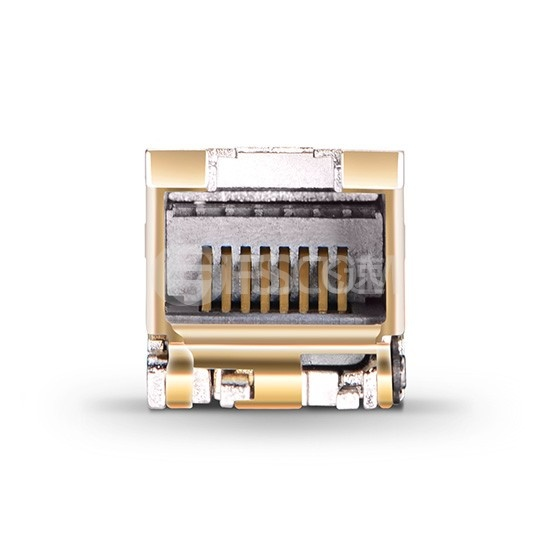 极进(Extreme)兼容10070H SFP千兆电口模块 100m