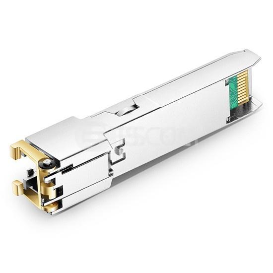 Arista Networks兼容SFP-10G-T 万兆电口模块 30m