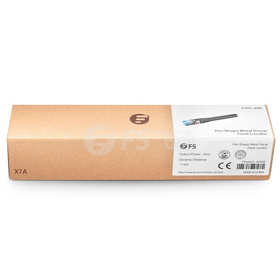 FVFL-209  30mw红光笔/光纤故障测试笔,带2.5mm通用适配器