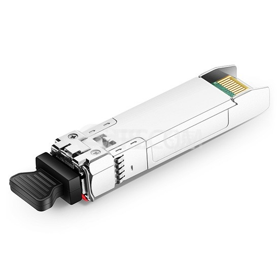 定制10G  CWDM SFP+万兆光模块 1270nm-1330nm 20km