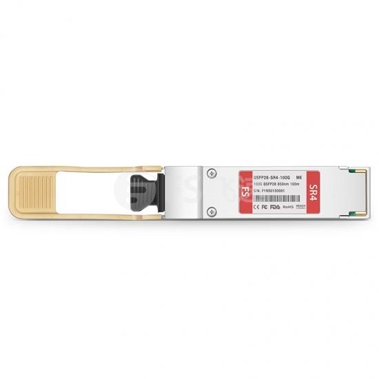 迈络思(Mellanox)兼容MMA1B00-C100D QSFP28光模块 850nm 100m
