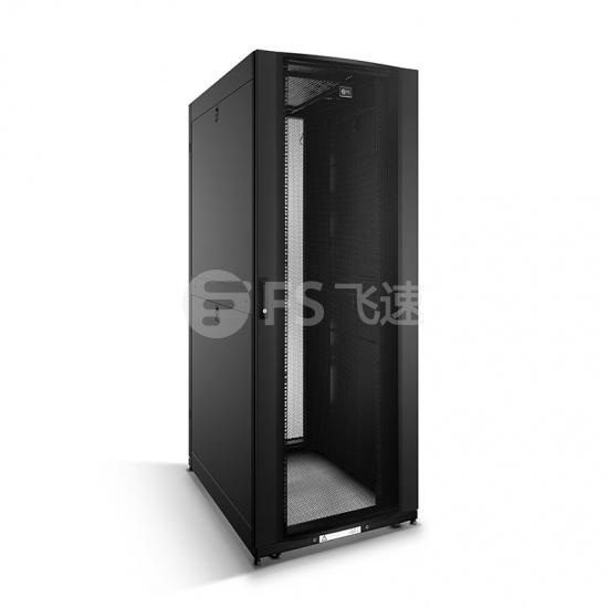 GR800系列 42U服务器机柜 -800×1170mm,带2个预装线缆管理器和PDU支架
