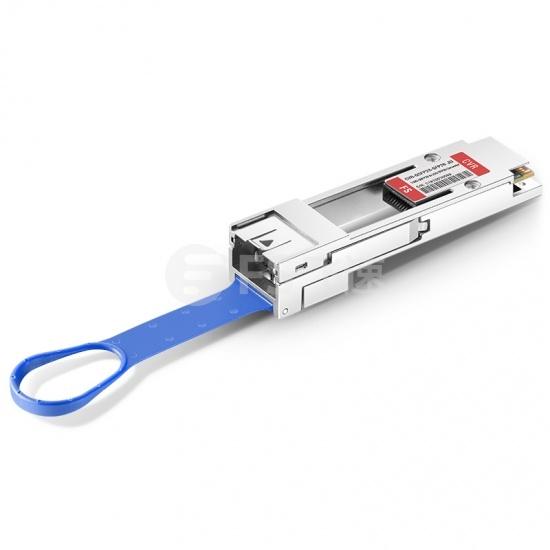 瞻博(Juniper)兼容 CVR-QSFP28-SFP28 100G QSFP28 转 25G SFP28 转换模块