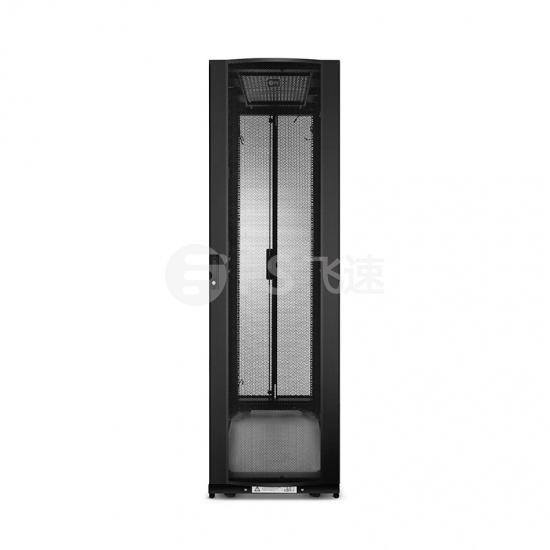 GR600系列 42U服务器机柜 -600x1170mm,带2个PDU支架和可调滑动支架