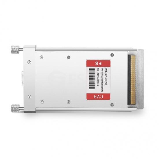 中性(Generic)兼容CVR-CFP-100G 100G CFP转QSFP28转换模块