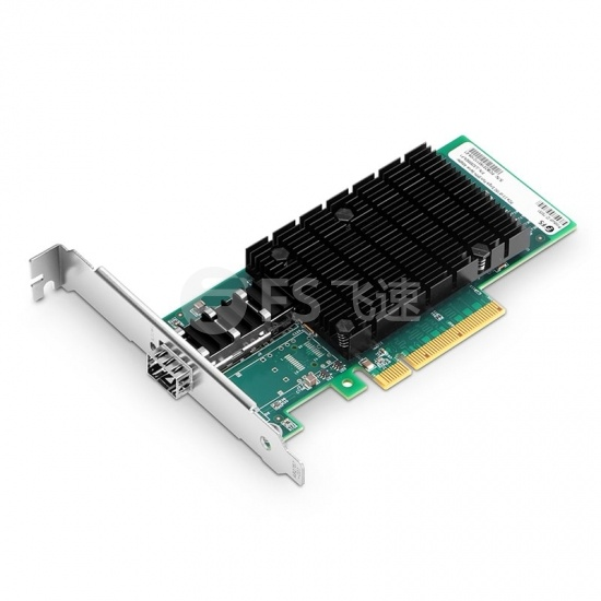 Intel® 82599EN单端口 万兆10G SFP+ PCIe 2.0 x8, 光纤网卡