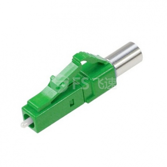 定制9/125μm单模低反射陶瓷插芯光纤终端连接器