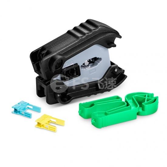 MTP PRO连接头工具箱,用于改变极性和导针