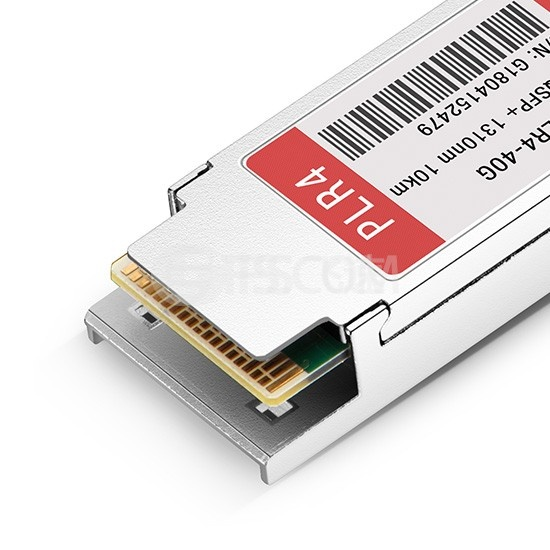 F5网络(F5 Networks)兼容 F5-UPG-QSFP+PLR4  QSFP+光模块 1310nm 10km MTP/MPO
