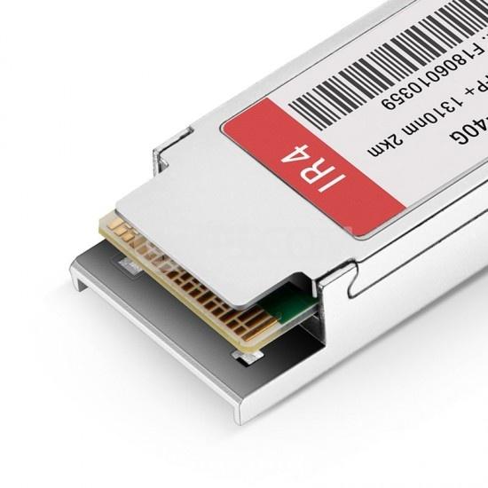 飞塔(Fortinet)兼容 FG-TRAN-QSFP+IR  QSFP+光模块 1310nm 2km