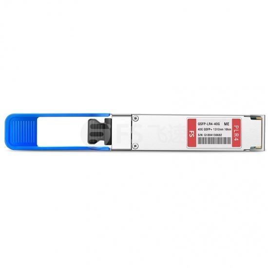 迈络思(Mellanox)兼容 MC2210511-PLR4  QSFP+光模块 1310nm 10km MTP/MPO