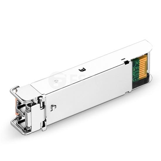 飞速(FS) 3G-SD / HD / 3G-SDI MSA数字视频CWDM SFP光模块1530nm 80km   收发一体 病理式