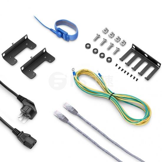 M6500 2U管理机箱,支持2 X 200G 复用转发器