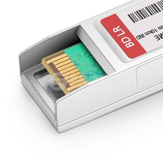 思科(Cisco)兼容SFP-25GBX-U-10-I 25G BiDi SFP28单纤双向光模块 1270nm-TX/1330nm-RX 10km DOM