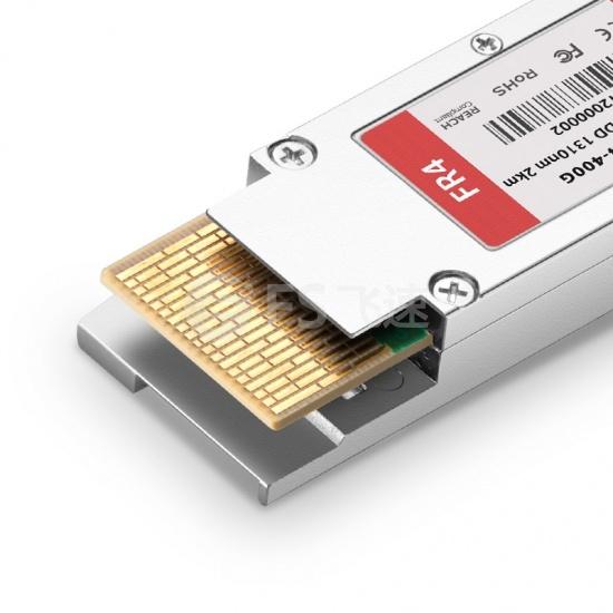 中性(Generic)兼容QSFPDD-FR4-400G QSFPDD光模块 1310nm 2km