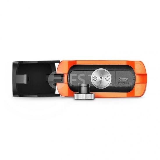 FOPM-201 手持式光功率计 (-70~+10dBm) ,带2.5mm FC+SC+ST 连接头
