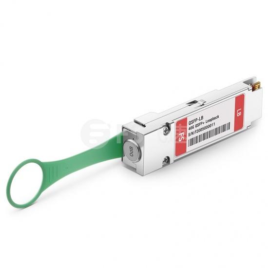 飞速(FS) QSFP-LB 40G QSFP+回环模块