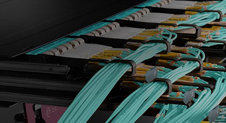 FHX Ultra HD Cabling System for Data Center