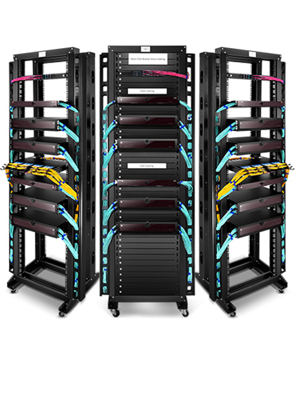 Delicate Cabling for Data Center