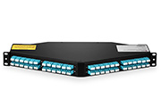 FHU Angled Breakout Fiber Patch Panel