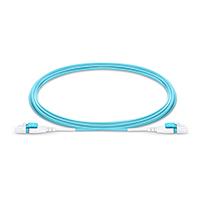 一管双芯LC光纤跳线